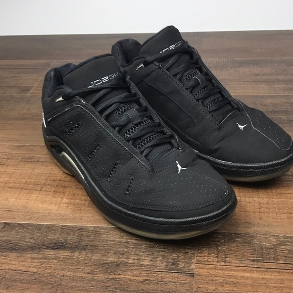 san francisco 5c0d3 ed7f1 Jordan Other - Men s Black Jordan Esterno Low Size 9.5